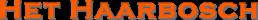 logo van Het Haarbosch prive-stal voor dressuurpaarden